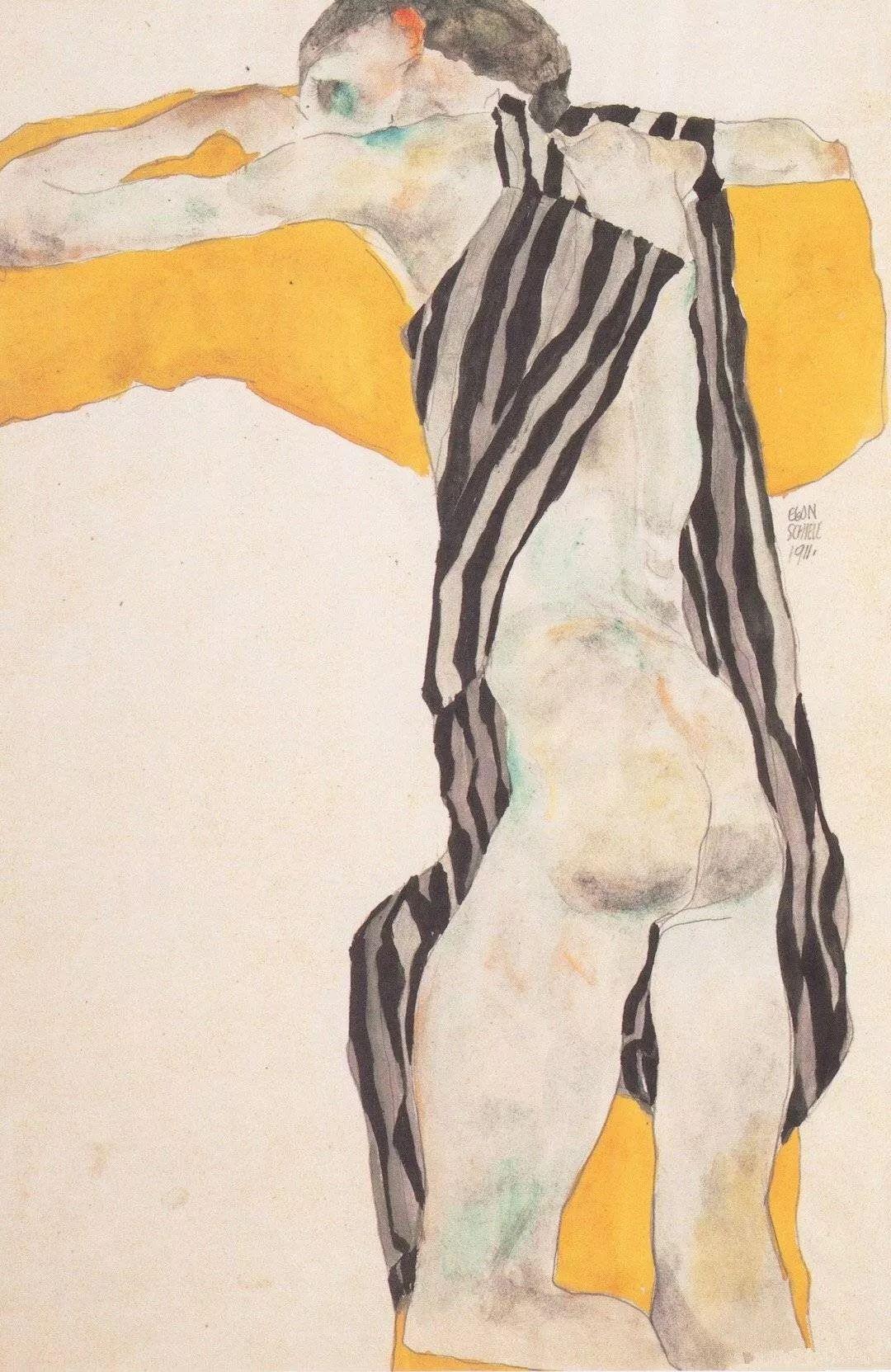 年仅28岁,生前遭受非议,死后却被捧为直逼心灵的艺术家插图155