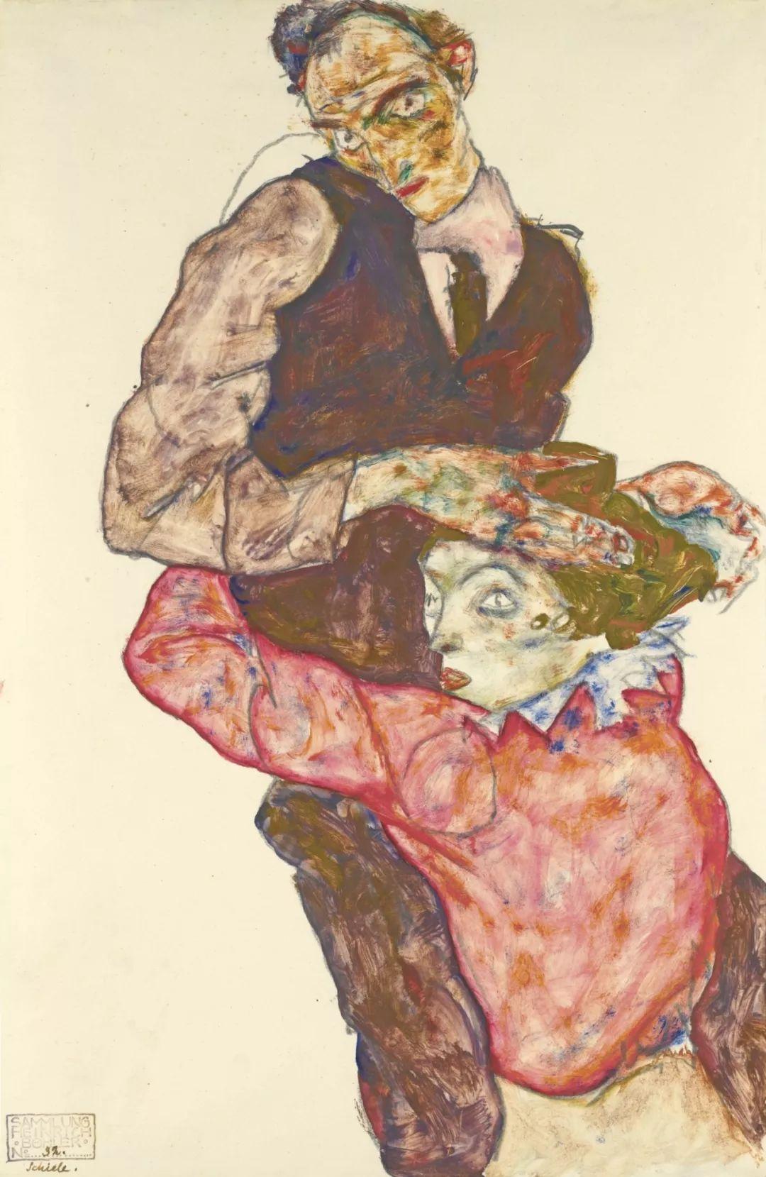 年仅28岁,生前遭受非议,死后却被捧为直逼心灵的艺术家插图157