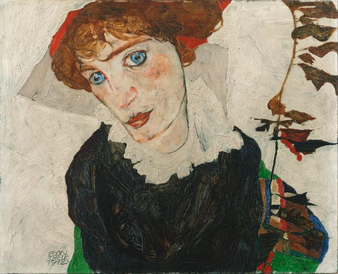 年仅28岁,生前遭受非议,死后却被捧为直逼心灵的艺术家插图159