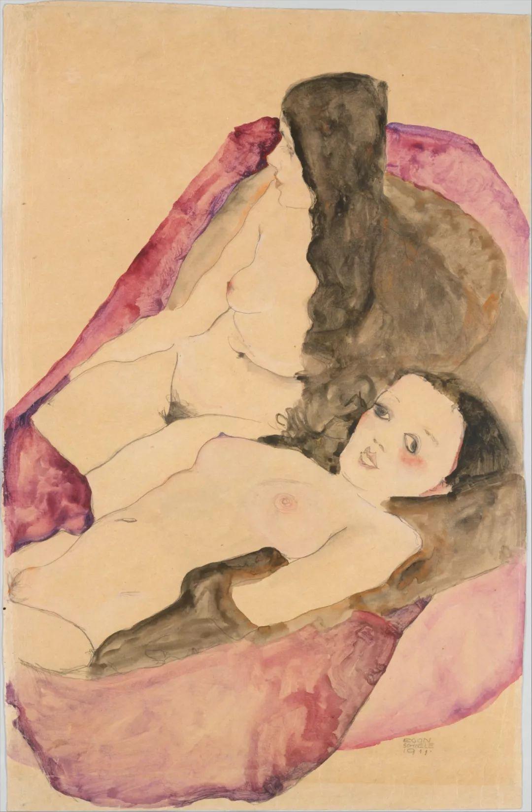 年仅28岁,生前遭受非议,死后却被捧为直逼心灵的艺术家插图163
