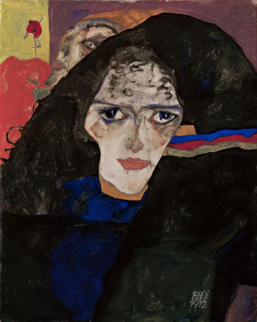 年仅28岁,生前遭受非议,死后却被捧为直逼心灵的艺术家插图165
