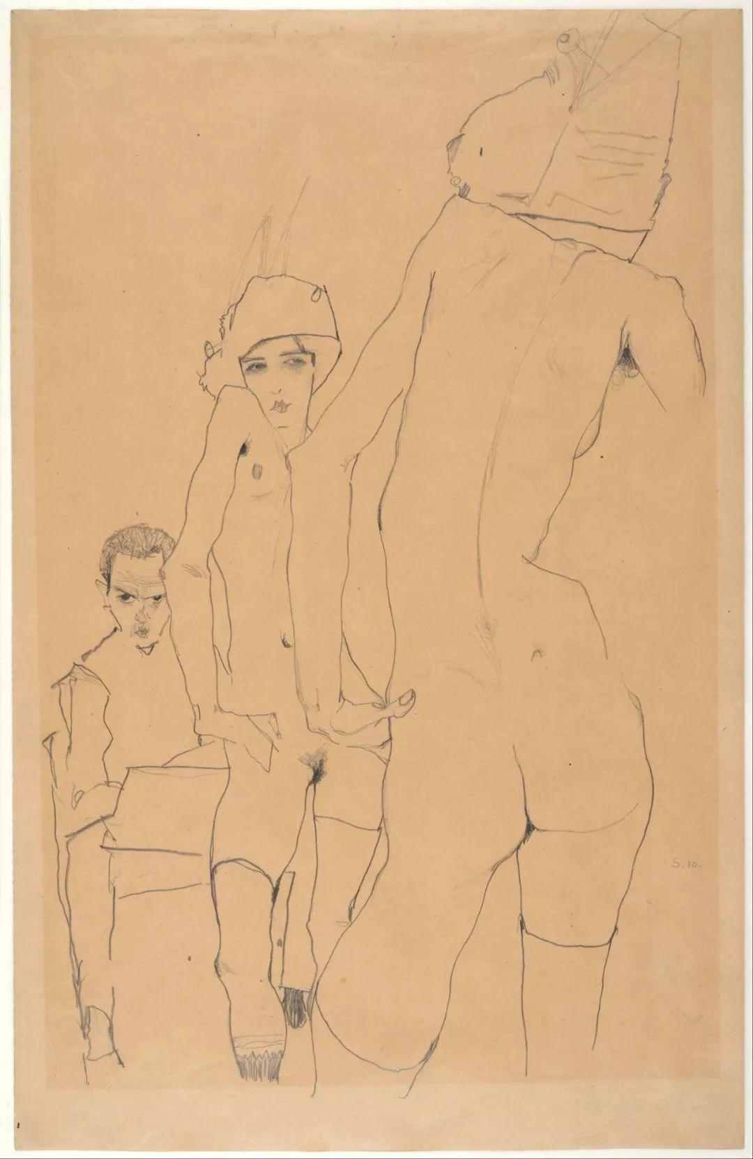 年仅28岁,生前遭受非议,死后却被捧为直逼心灵的艺术家插图183