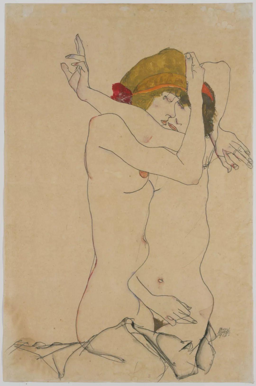 年仅28岁,生前遭受非议,死后却被捧为直逼心灵的艺术家插图185