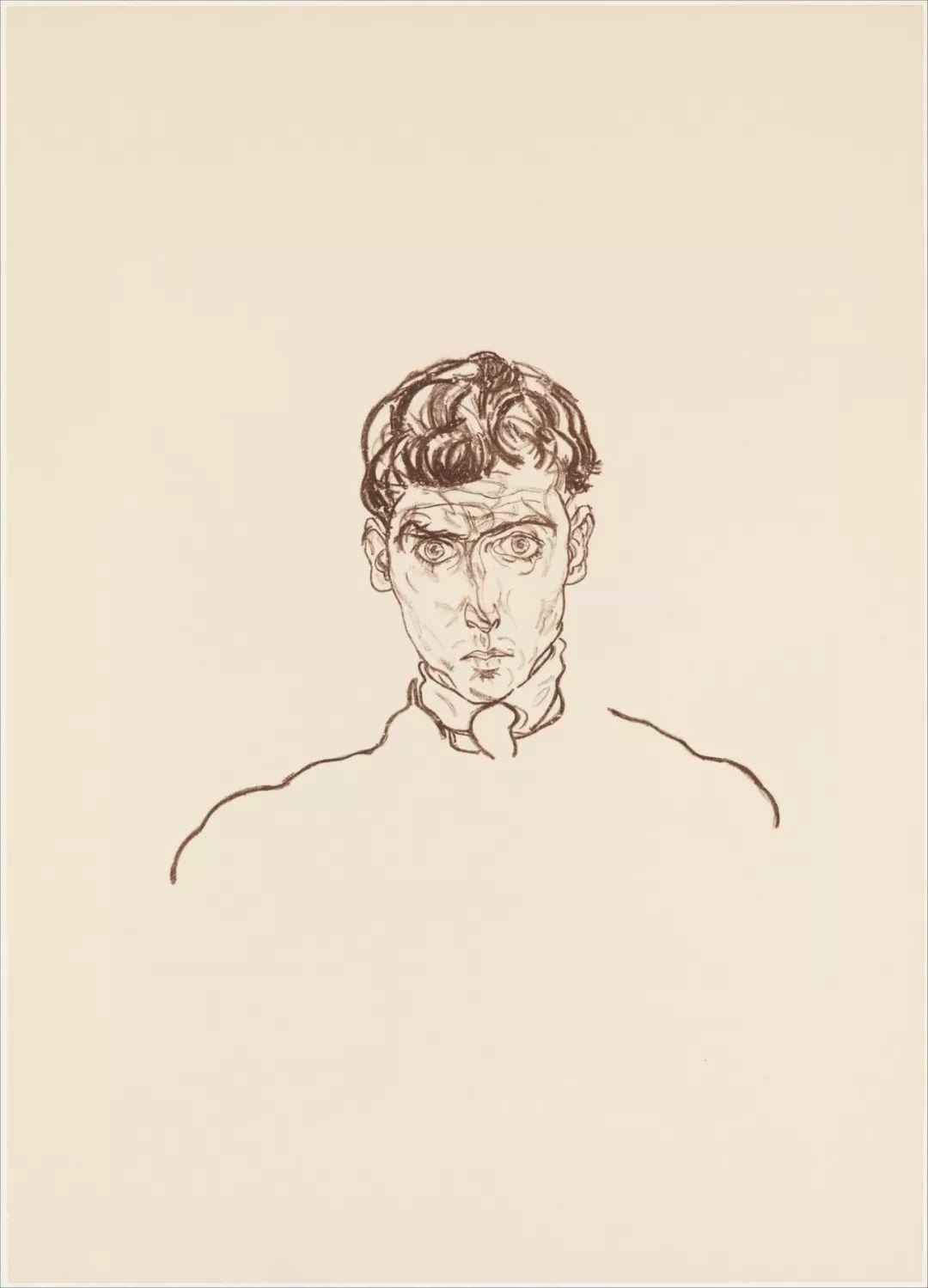 年仅28岁,生前遭受非议,死后却被捧为直逼心灵的艺术家插图187