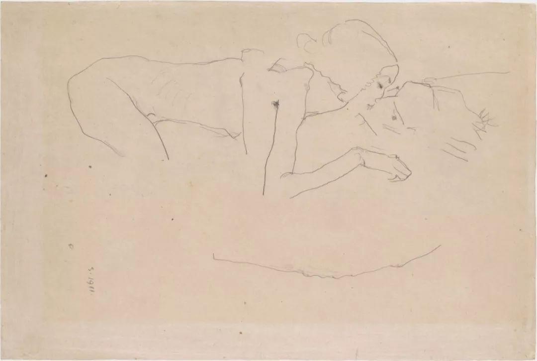 年仅28岁,生前遭受非议,死后却被捧为直逼心灵的艺术家插图189