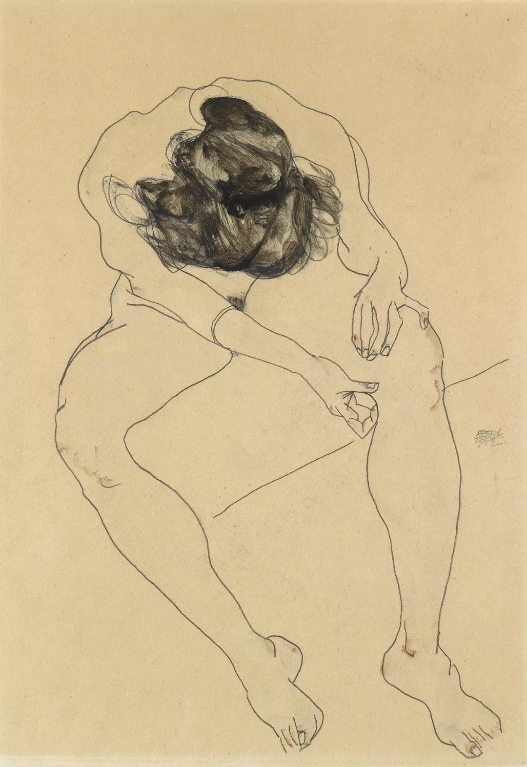 年仅28岁,生前遭受非议,死后却被捧为直逼心灵的艺术家插图191