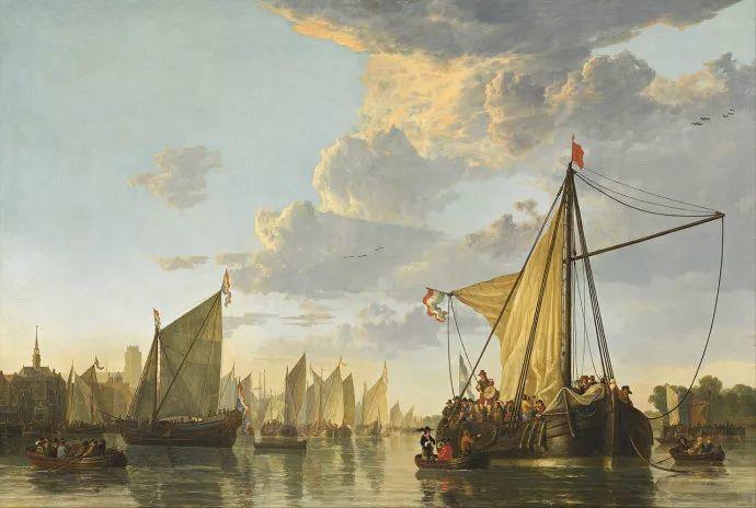 荷兰黄金时代的风景画家——阿尔伯特·克伊普插图3