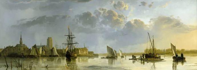 荷兰黄金时代的风景画家——阿尔伯特·克伊普插图7