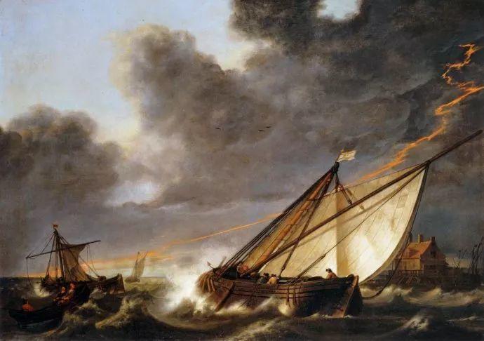 荷兰黄金时代的风景画家——阿尔伯特·克伊普插图9