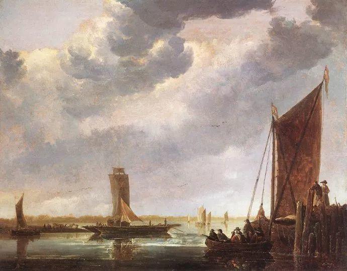 荷兰黄金时代的风景画家——阿尔伯特·克伊普插图13