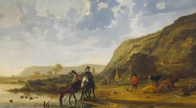荷兰黄金时代的风景画家——阿尔伯特·克伊普插图19