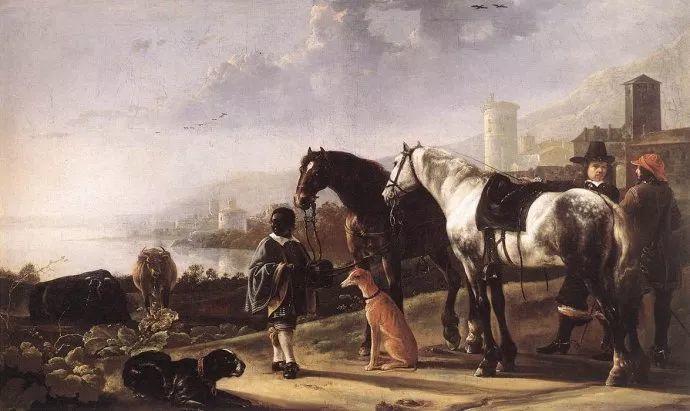 荷兰黄金时代的风景画家——阿尔伯特·克伊普插图21