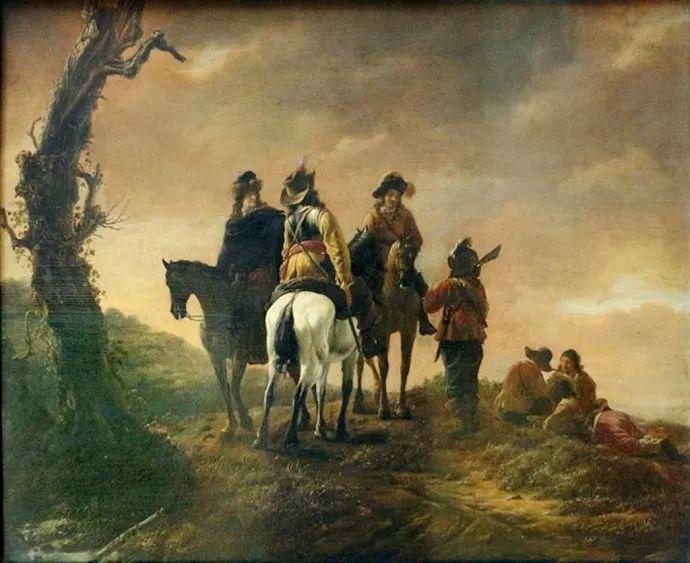 荷兰黄金时代的风景画家——阿尔伯特·克伊普插图25