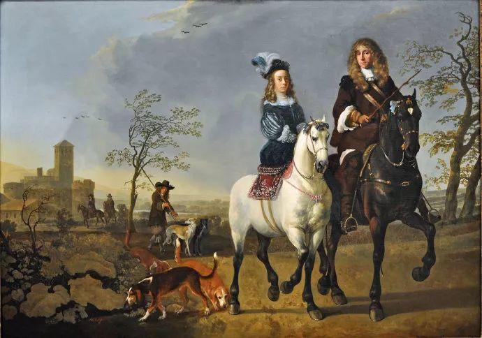 荷兰黄金时代的风景画家——阿尔伯特·克伊普插图27