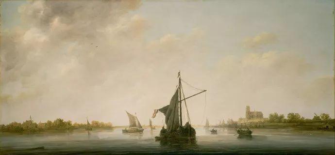 荷兰黄金时代的风景画家——阿尔伯特·克伊普插图29
