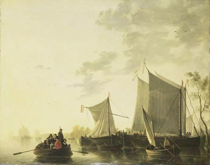 荷兰黄金时代的风景画家——阿尔伯特·克伊普插图39