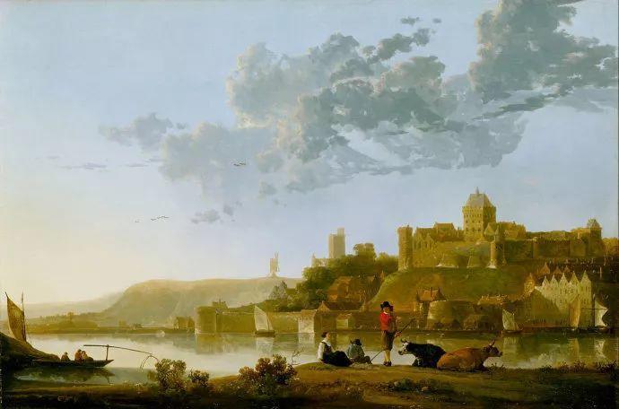 荷兰黄金时代的风景画家——阿尔伯特·克伊普插图41