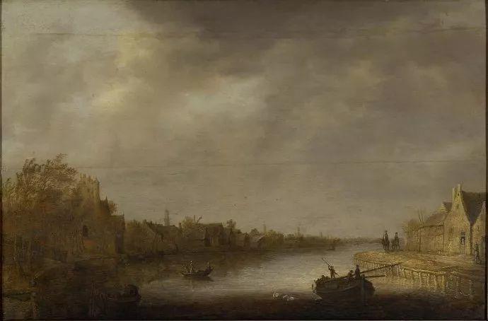 荷兰黄金时代的风景画家——阿尔伯特·克伊普插图43