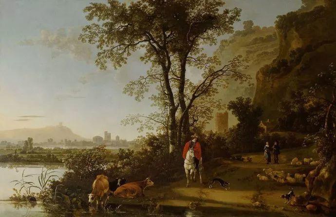 荷兰黄金时代的风景画家——阿尔伯特·克伊普插图51