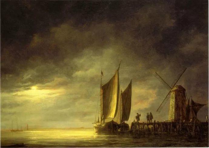 荷兰黄金时代的风景画家——阿尔伯特·克伊普插图53
