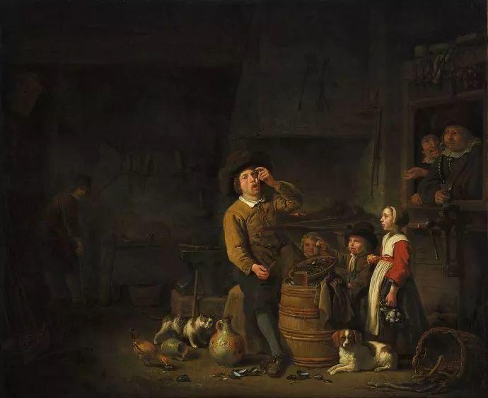 荷兰黄金时代的风景画家——阿尔伯特·克伊普插图59
