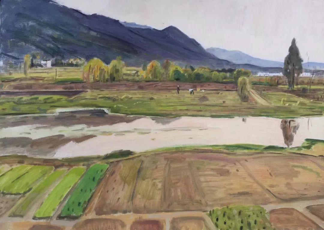 中国油画院朱春林新作欣赏插图3