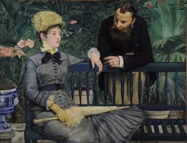 西方油画界的贵族——爱德华·马奈插图1