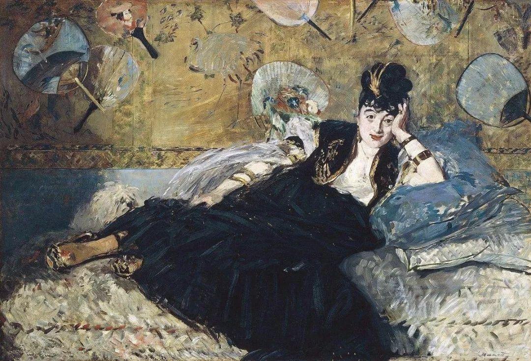 西方油画界的贵族——爱德华·马奈插图17