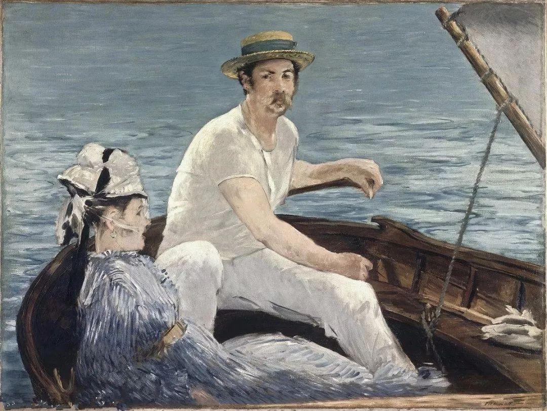 西方油画界的贵族——爱德华·马奈插图19