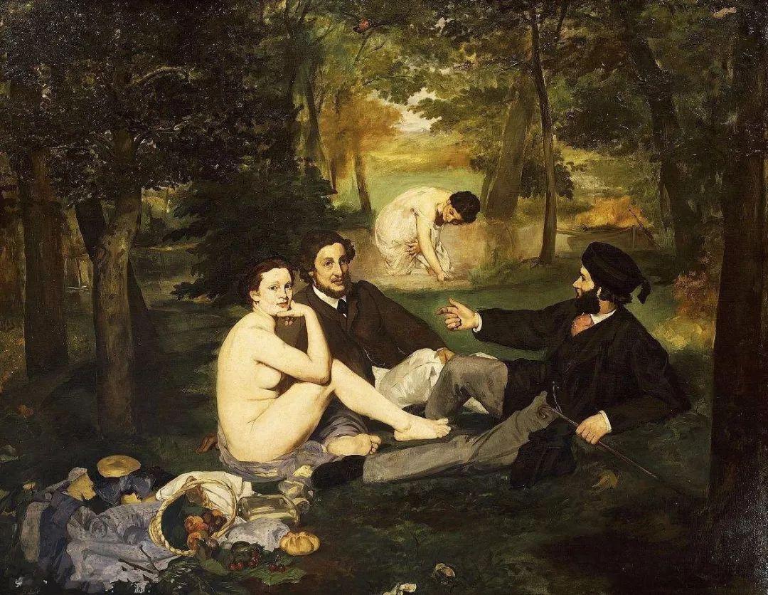 西方油画界的贵族——爱德华·马奈插图25