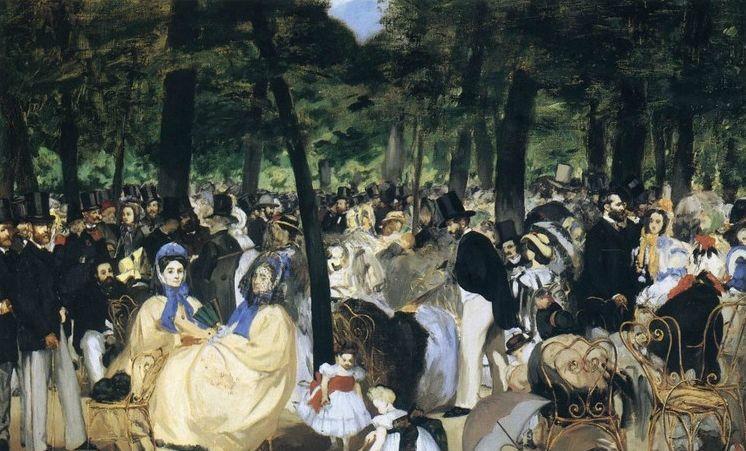 西方油画界的贵族——爱德华·马奈插图33