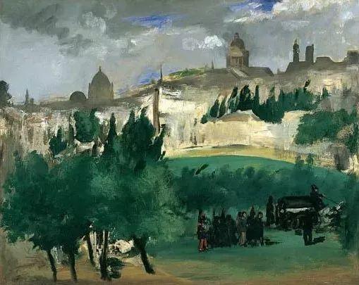西方油画界的贵族——爱德华·马奈插图39