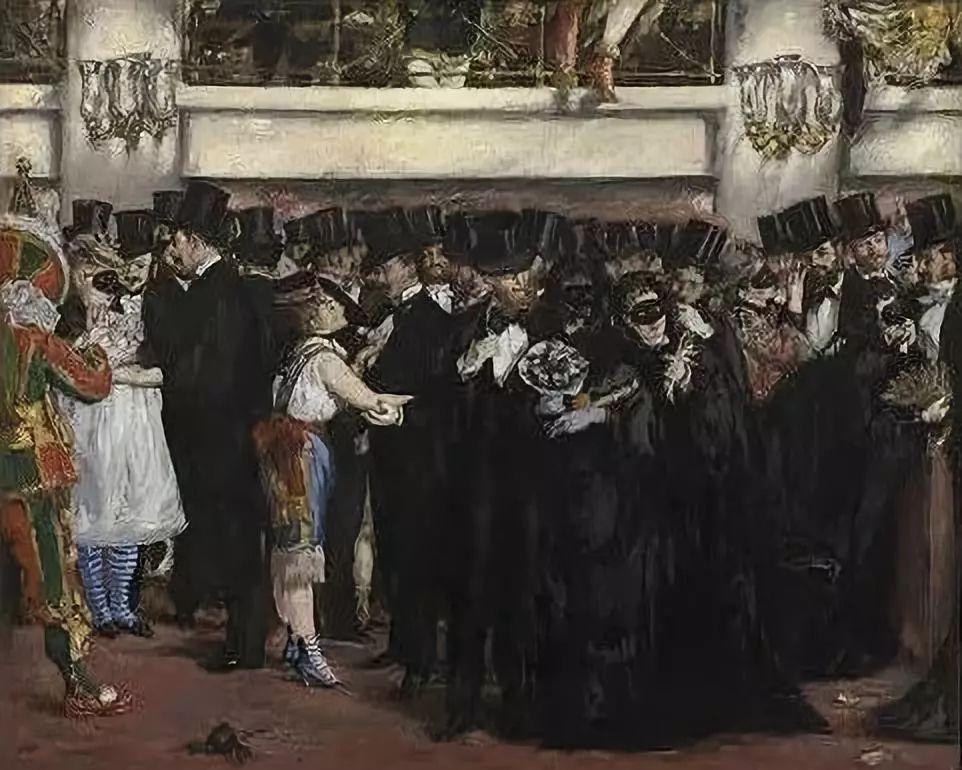 西方油画界的贵族——爱德华·马奈插图41