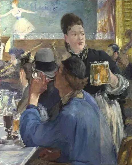 西方油画界的贵族——爱德华·马奈插图43