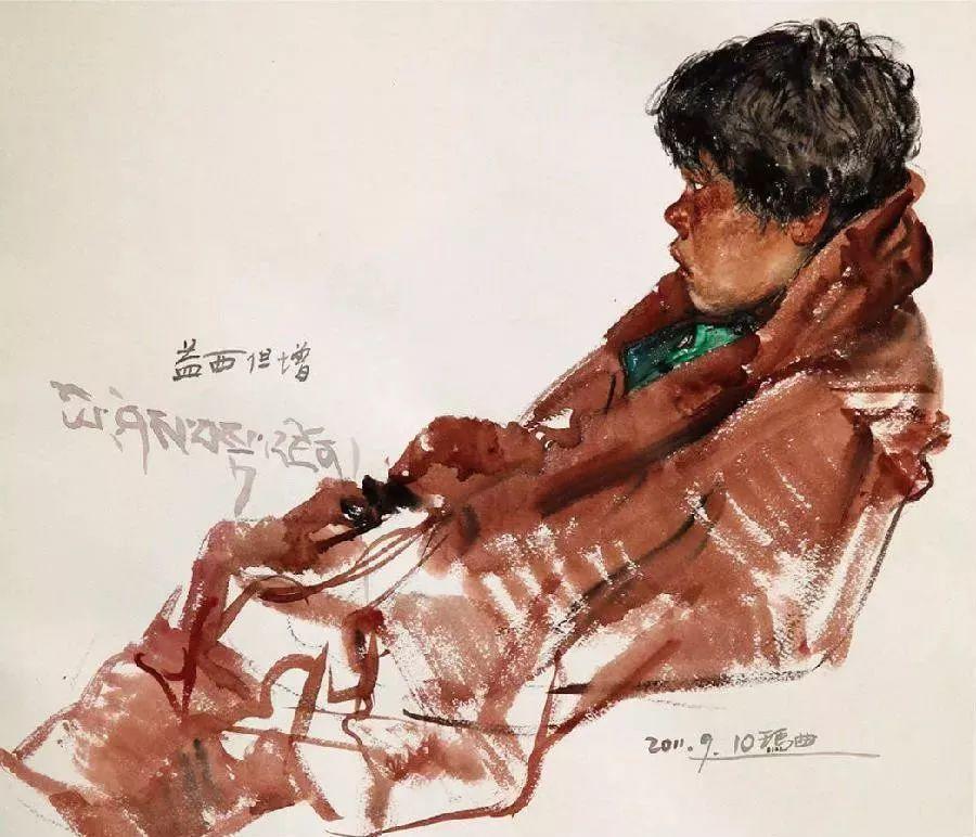 衷情于写实绘画——李晓林插图47