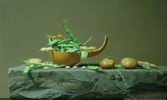 4位中国写实油画家作品欣赏插图20