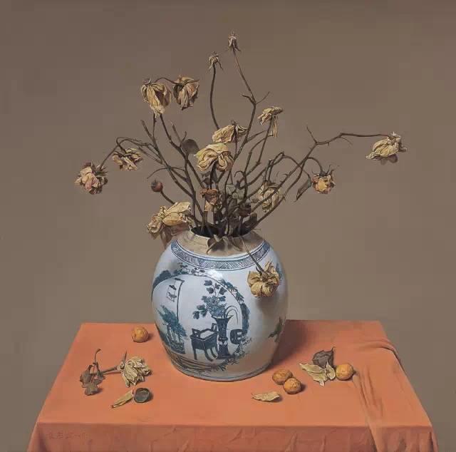 4位中国写实油画家作品欣赏插图23
