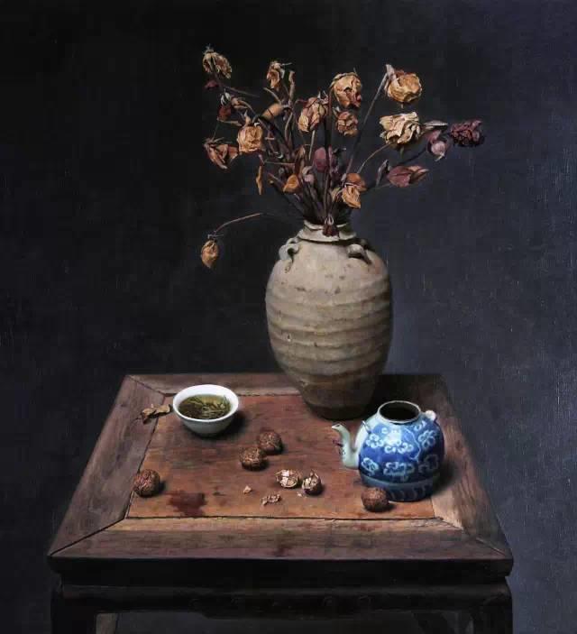 4位中国写实油画家作品欣赏插图24