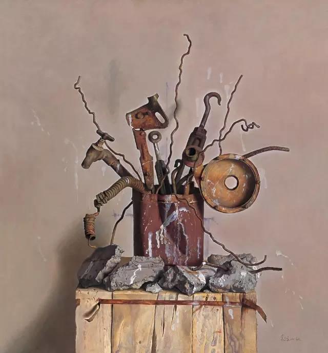 4位中国写实油画家作品欣赏插图25