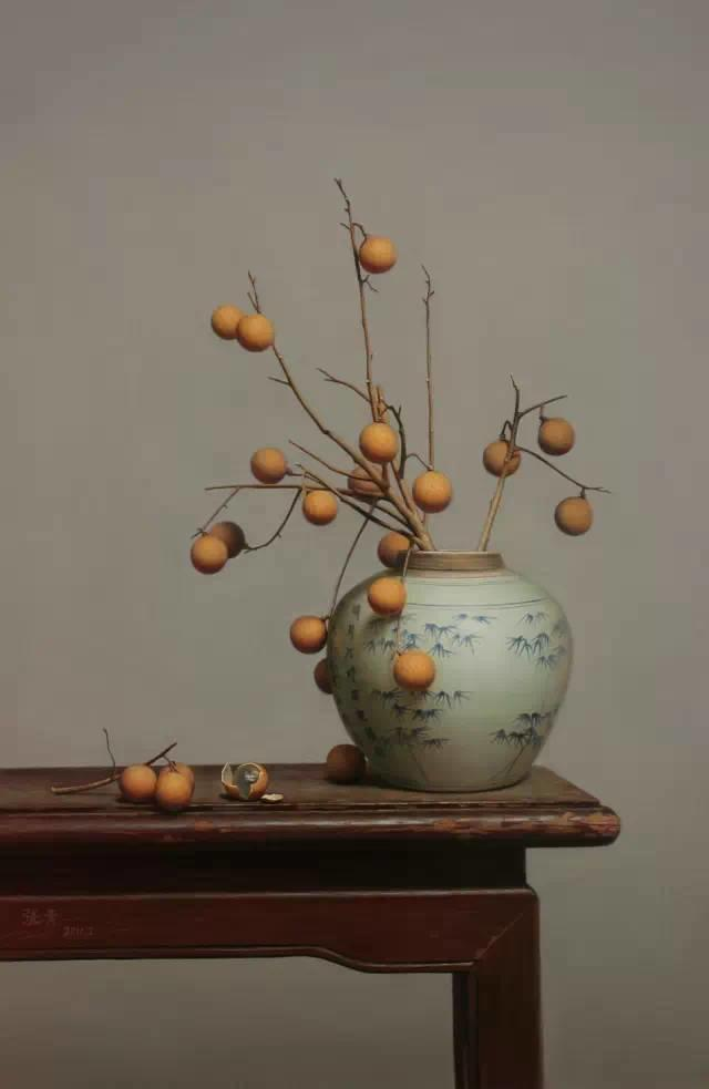 4位中国写实油画家作品欣赏插图33