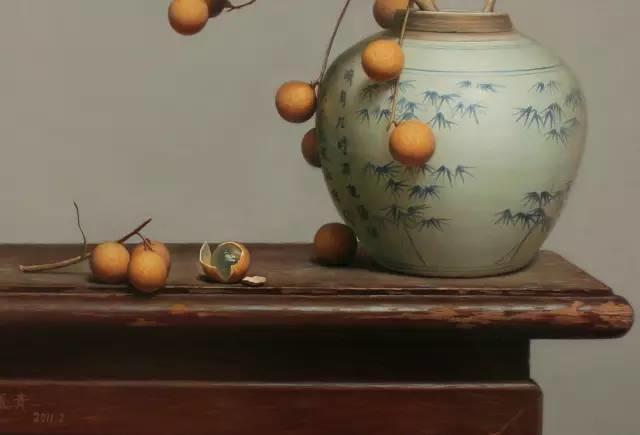 4位中国写实油画家作品欣赏插图45