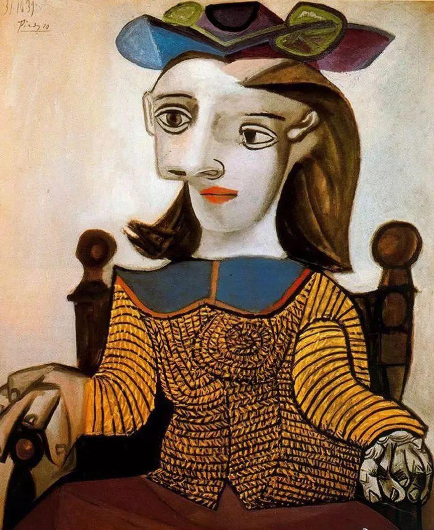 毕加索笔下的抽象爱人插图9