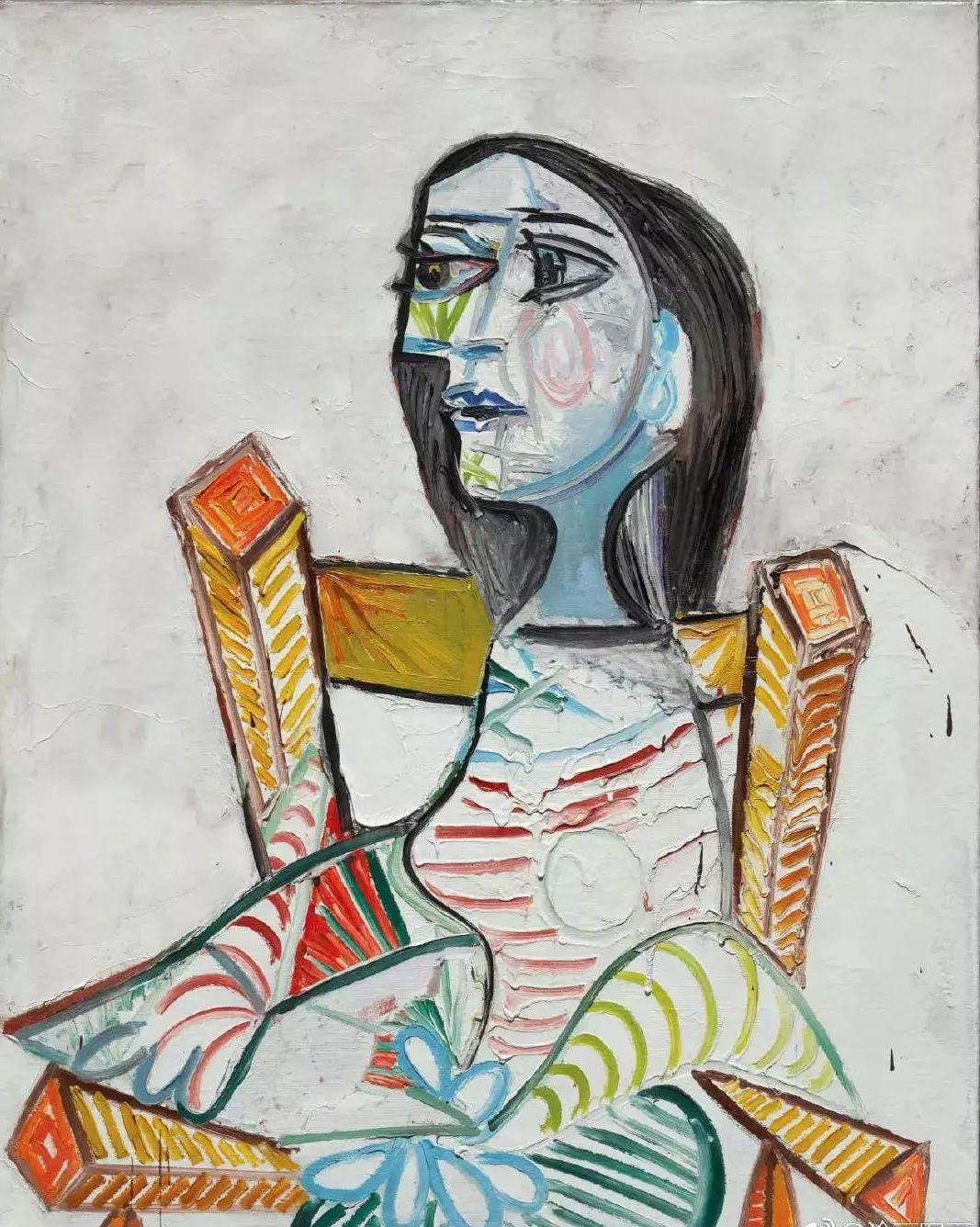 毕加索笔下的抽象爱人插图13