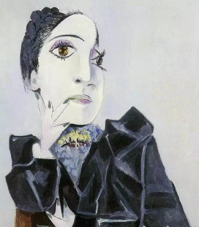 毕加索笔下的抽象爱人插图17