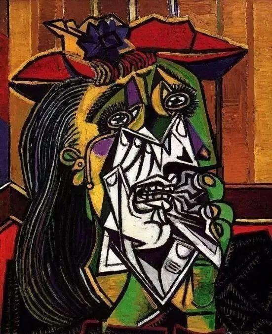 毕加索笔下的抽象爱人插图21
