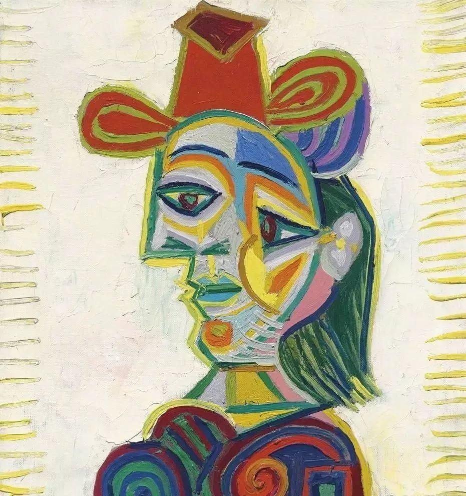 毕加索笔下的抽象爱人插图23