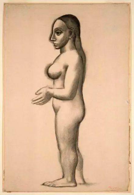毕加索笔下的抽象爱人插图25