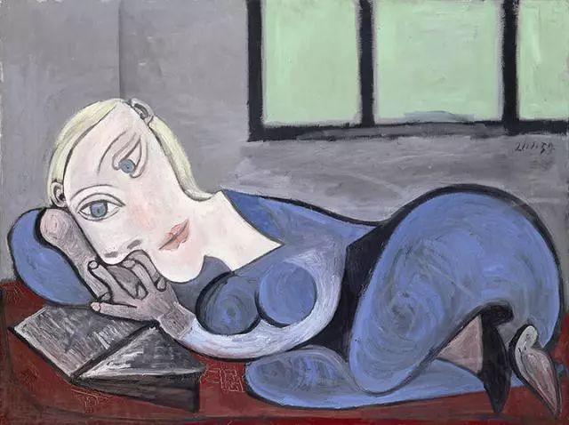 毕加索笔下的抽象爱人插图31