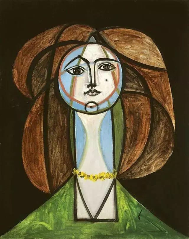 毕加索笔下的抽象爱人插图33