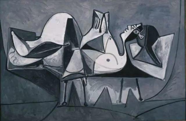 毕加索笔下的抽象爱人插图37
